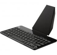 HP K4600 Bluetooth Keyboard M3K27AA, Portable with Integrated Stand, Slim Profile, Rechargeable