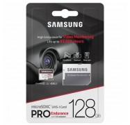 Samsung PRO Endurance 128GB Micro SDXC Card with Adapter 100MB/s U1 MB-MJ128GA