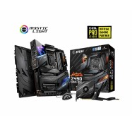 MSI MEG Z490 GODLIKE Motherboard DDR4 E-ATX M.2 SATAIII RAID 1xDP 4xDIMM 6xUSB 3xPCIE