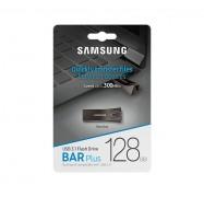 Samsung Bar Plus 128GB USB 3.1 Flash Drive 300MB/s Titan Gray MUF-128BE4