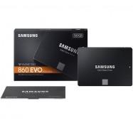 """Samsung 860 EVO 500GB 2.5"""" SATA III SSD, V-Nand, 7mm, 6GB/s, R/W 550MB/s/ 520MB/s MZ-76E500BW"""