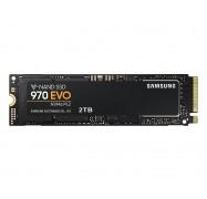 Samsung Ssd 970 Evo M.2 (2280) - 2tb Samsung 64l 3-bit Mlc V-nand M.2 (2280) Nvme R/w (max) 3 500mb/s/2