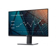 Dell 27in P2719h 16:9 Ips 1920x1080 60hz 8ms 300cd/m2 Height-adjustable Tilt Swivel Pivot Vesa