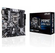 Asus Prime-z370m-plus-ii Lga 1151 M-atx Motherboard - Intel 370 Chipset - 4x Dimm Ddr4 Up To 64gb