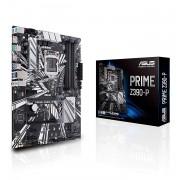 Asus Prime-z390-p Lga 1151 Atx Motherboard - Z390 Chipset - 4x Dimm Ddr4 Up To 64gb - 4x Sata