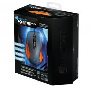 Roccat Kone Pure Color Edition Inferno Orange Core Performance Gaming Mouse