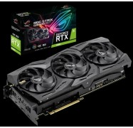 Asus Rog Strix Geforce Rtx2080 Oc Edition 8gb Gddr6 With Enthusiast-level Technology For Extreme