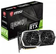 Msi Geforce Rtx 2070 Armor 8G Ddr6 Nvidia Graphic Card Rgb Mystic Armor Thermal Boost Clock