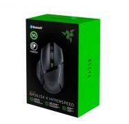 Razer Basilisk X Hyperspeed Wireless Ergonomic Gaming Mouse, 16K DPI Sensor, 6 Programmable Buttons RZ01-03150100