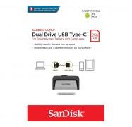 SanDisk 256GB Ultra Dual Drive USB Type-C SDDDC2-256G, Easily Transfer Files Between Smartphones & PC
