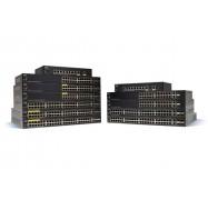 Cisco Sf350-24p 24-port 10/100 Poe Managed Switch Sf350-24p-k9-au