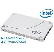 """Intel Ssd D3 S4610 Series 240gb 2.5"""" Sata 6gb/ S 560r/ 320w Mb/ S 5yr Wty Ssdsc2kg240g801"""