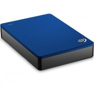 Seagate Backup Plus Portable 5TB External Hard Drive USB3.0 Blue