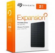 Seagate Expansion 2TB USB3.0 Portable External HDD STEA2000400