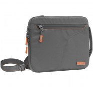 STM Blazer Padded Sleeve With Removable Carry Strap For iPad/ Tablet Grey STM-214-029J-14