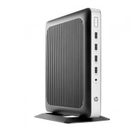 Hp T630 Thin Client (3Jf40Pa) Amd-Gx-420Gi Quad-Core 8Gb(2X4Gb) 32Gb-Flash R6E Serial 2Xdp Wes7E-32B+W10Iote-64B