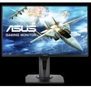 "Asus Vg258q 24.5"" Gaming 1ms 144hz Eyecare Free-sync Has Spk Gameplus Dp Hdmi Gamevisual Tuv Certified"