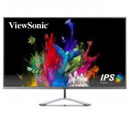 """Viewsonic 31.5"""" Ips 2560 X 1440 80m:1 178 Degrees 16:9 4ms Hdmi Displayport Mini Dp Vesa 100x100mm"""