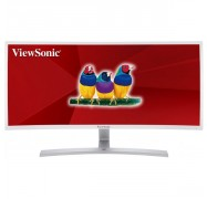 Viewsonic Vx3515-c-hd-w 35in Curved Ultra-wide Va-lcd 21:9 2k (2560x1080) Hdmi Displayport Dvi-d