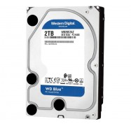 Western Digital 2TB WD Blue 5400RPM SATAIII 256MB 3.5
