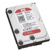 """Western Digital WD Red 3TB 3.5"""" NAS Hard Disk Drive 5400RPM SATA 6GB/s 64MB Cache WD30EFRX"""