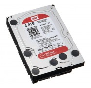 Western Digital WD Red 4TB NAS Hard Disk Drive 5400RPM SATA 6GB/s 64MB Cache 3.5 Inch WD40EFRX