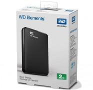 Western Digital WD ELEMENTS PORTABLE 2.5