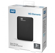 Western Digital Elements 3TB Portable 2.5