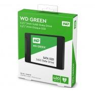 "Western Digital WD Green 480GB 2.5"" SSD, SATA III 6Gb, Up to 545MB/s, WDS480G2G0A"