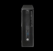 Hp Z240 Sff Xeon E3-1225v5 16gb 256gb Ssd + 1tb Hdd Quadro P620 2gb W10p64 3-3-3 4sh75av