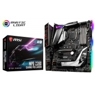 Msi Intel Z390 Socket 1151 Atx Gaming Motherboard Mystic Light M.2 Shield Frozr Audio Boost