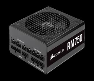 Corsair RM Series Rm750 80 Plus Gold Fully Modular Atx Power Supply Cp-9020195-Au