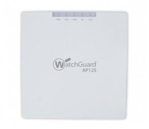 WatchGuard AP125 and 3-yr Total Wi-Fi (Wga15723)