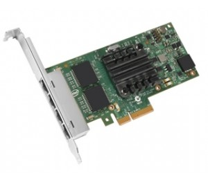 Lenovo Intel I350-t4 4xgbe Baset Adapter For Ibm System X 00ag520