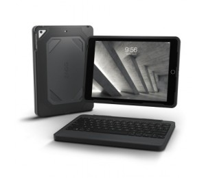 Mophie Zagg Rugged Book - New Ipad Ipad Pro 9.7 Air & Air2 - Black 103101765
