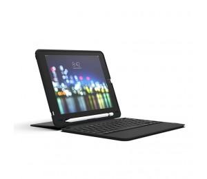 Mophie Zagg Keyboard Slimbook Go - Apple-Ipad 9.7 - Black 103302308