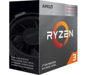 AMD Ryzen 3 3200G With Wraith Stealth Cooler Yd3200C5Fhbox