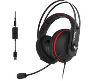 Asus Tuf Gaming H7 Core/Red Headset Tuf Gaming H7 Core/Red