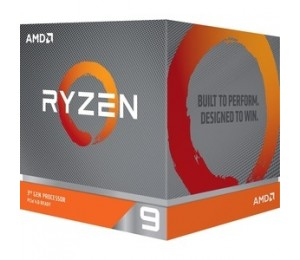 AMD Ryzen 9 3900X With Wraith Prism Cooler 100-100000023Box
