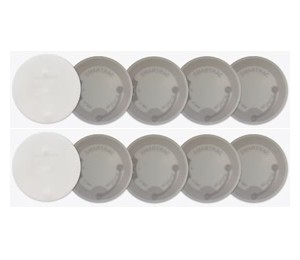 10 x NFC NTAG203 Smart Tags for NFC Enabled Android/ Windows 8/ Mobile Phones/ Tablets