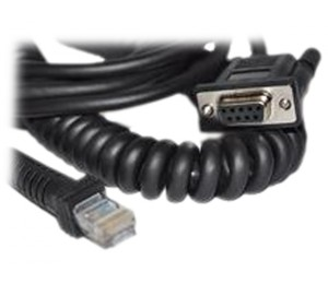 DataLogic CABLE HANDHELD CAB-408 RS232/ BEE 9P M 90A051891