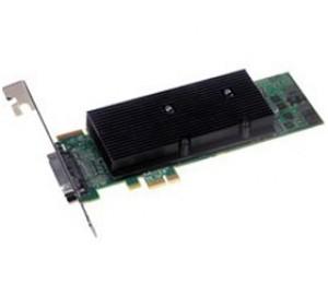 Matrox PCIEx1 M9120 Plus 512MB LP H/ S M9120-E512LAU1F