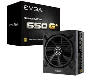 Evga Psu: 650w 80plus Gold G+ Full Modular 10 Year Warranty 120-gp-0650-x4