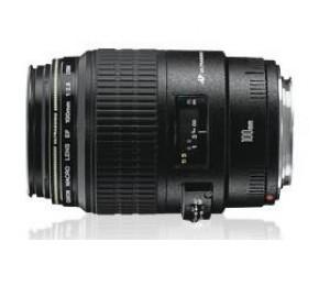 Canon Ef10028u Ef 100mm F/ 2.8 Macro Usm, Diameter 58mm To Suit Lens Hood Et-67 Ef10028u