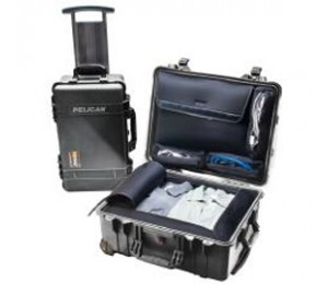 Pelican 1560 Laptop O/ Night Case Blk 1560-006-110