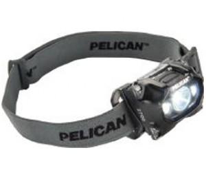 Pelican 2760 PRO GEAR LED HEADLITE BLK 027600-0100-110
