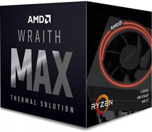 Amd Wraith Max Cooler With Rgb Led For Socket Am4/ Am3/ Fm2 199-999575
