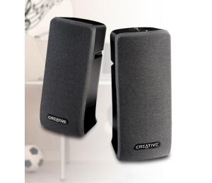 Creative Speaker: Sbs A35 2.0 Desktop Speakers Sbs A35