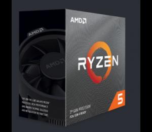 AMD Processor: Socket Am4 6 Core Ryzen 5 3600