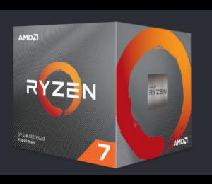 AMD Processor: Socket Am4 8 Core Ryzen 7 3700X